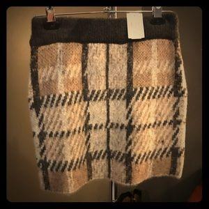 JOA Los Angeles Nordstrom NWT Sweater skirt. Fall!